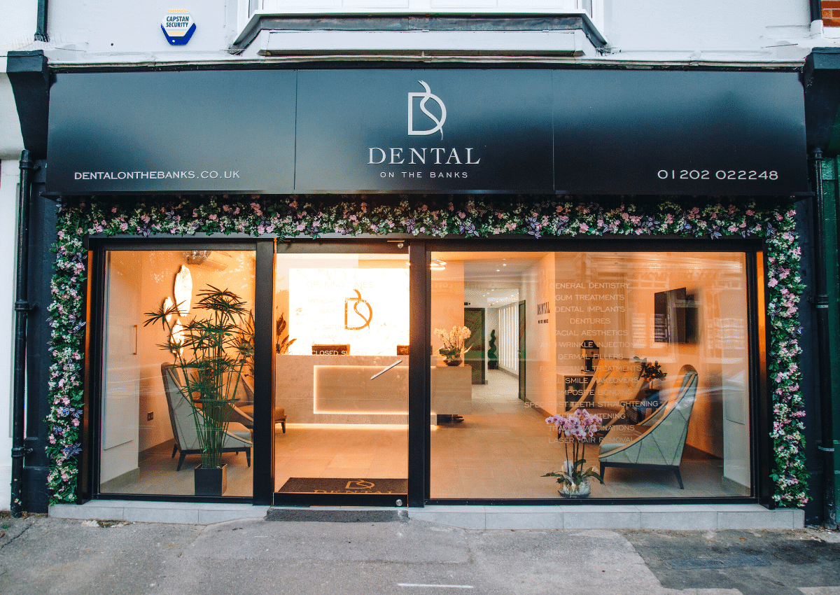 dental on the banks dentist in sandbanks re-opening