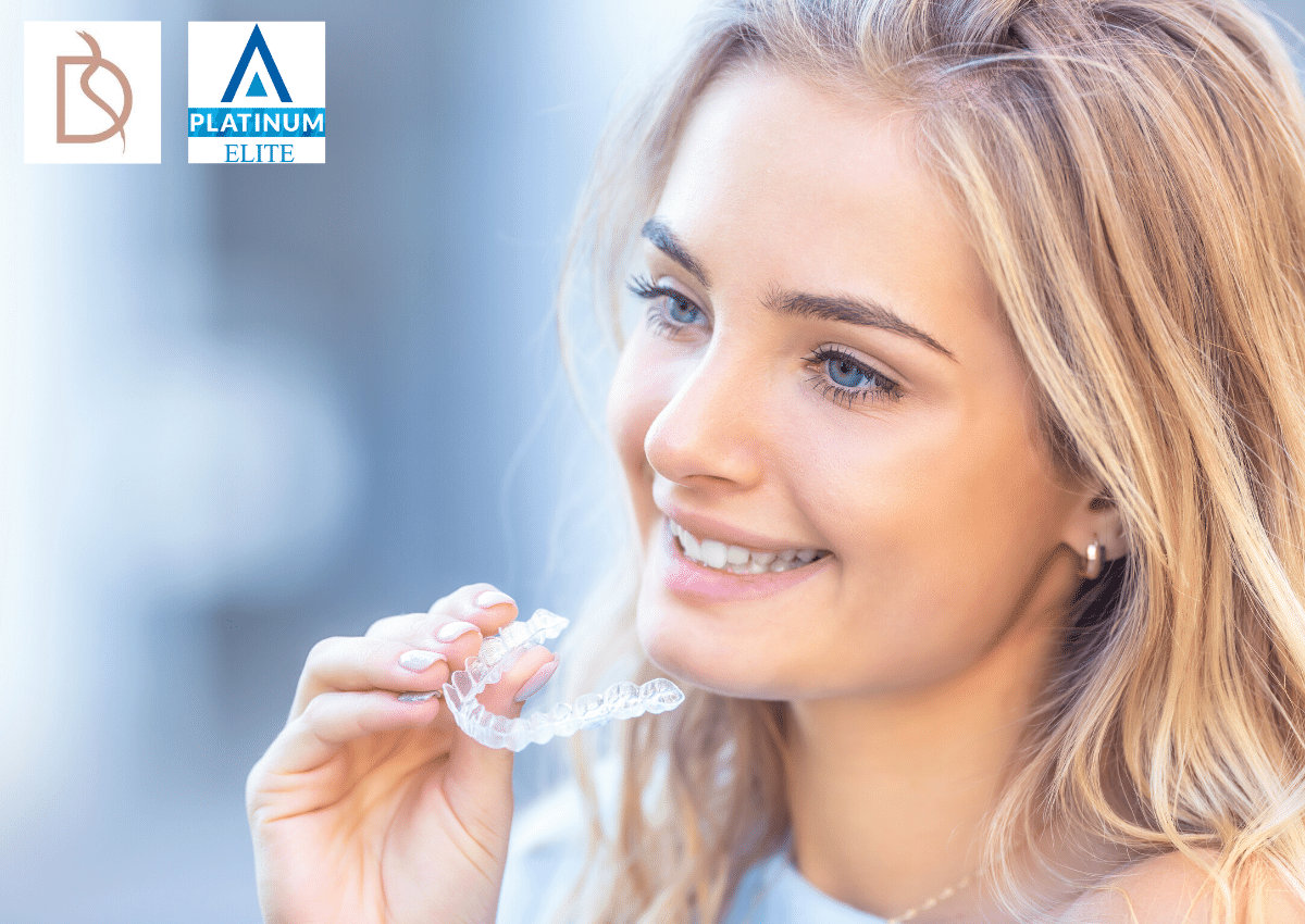 invisalign at dental on the banks
