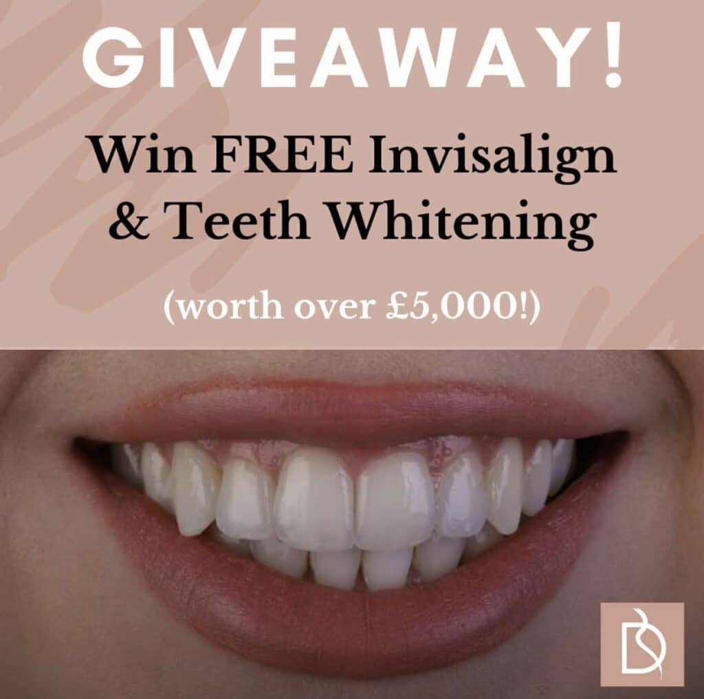 dental on the banks invisalign and teeth whitening giveaway